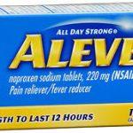 ALEVE CAPL 100