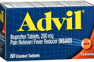 ADVIL TAB 50
