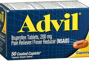 ADVIL CAPL 50