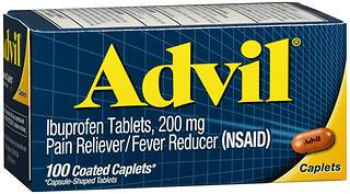 ADVIL CAPL 100