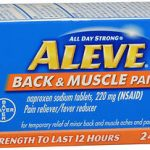 ALEVE BACK/MUSCLE TAB 24