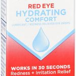 VISINE RED EYE HYDRA CMFT .5OZ