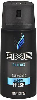AXE BDY SPR PHOENIX 4OZ