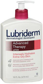 LUBRIDERM ADV THERAPY LOT 16OZ