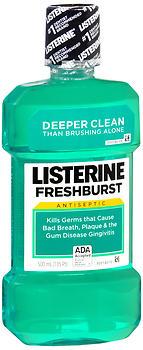 LISTERINE M/W FRSH/BRST  500ML