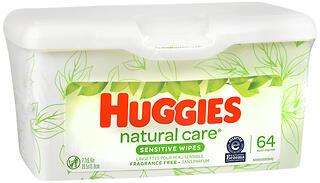 HUGGIES BABY WP N/C FF TUB 64