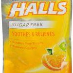 HALLS S/F CITRUS BLEND   BAG25