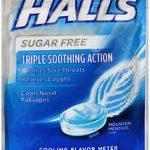 HALLS S/F MOUNT-MENTH    BAG25