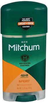 MITCHUM A/P GEL S/SPORT 2.25OZ