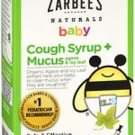 ZARBEES BBY CGH MUCUS REL 2OZ