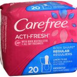 CAREFREE BDY SHP REG UNSCT 20