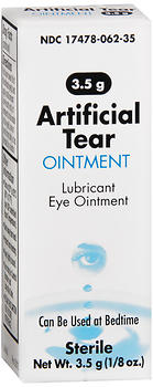 ARTIFICAL TEAR OINT AKOR 3.5GM