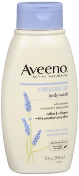 AVEENO STRS REL BODY WASH 12OZ