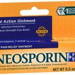 NEOSPORIN+PAIN MAX OINT 0.5OZ