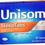 UNISOM SLEEP AID TAB        16