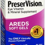 PRESER VISION AREDS SFTGEL  60
