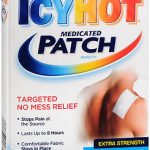 ICY HOT PAIN REL PATCH X/S  5S
