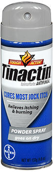 TINACTIN A/F J/I PWD SPR 4.6OZ