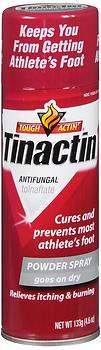 TINACTIN A/F PWD SPR 4.6OZ