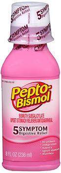 PEPTO-BISMOL LIQ REG       8OZ
