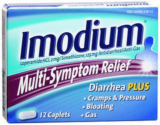 IMODIUM MULTI-SYMP R/R CAPL 12