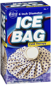 ICE BAG ENGLISH 6IN CARA     7