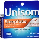 UNISOM SLEEP AID TAB        32