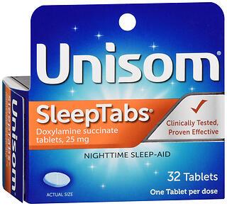 UNISOM SLEEP AID TAB        32