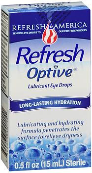 REFRESH OPTIVE LUB EYE DRP15ML
