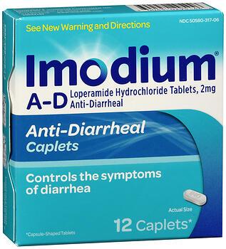 IMODIUM A-D CAPL 12