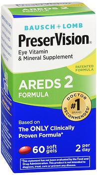 PRESERVISION AREDS 2 SG 60