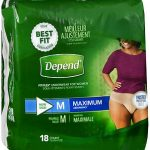 DEPEND U/W MAX ABS WMN MD18CS4