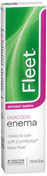 FLEET BISACODYL ENEMA   1.25OZ