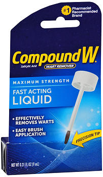 COMPOUND W LIQ .31OZ