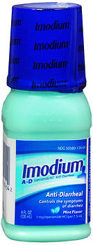 IMODIUM A-D LIQ COOL MINT  4OZ