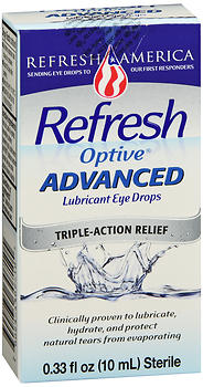 REFRESH OPTIVE ADVANCED   10ML