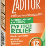 ZADITOR ANTIH EYE DROP 5ML