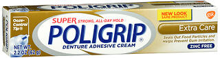 SUPER POLI-GRIP+POLISEAL 2.2OZ