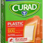 CURAD BAND PLAST ASST       80