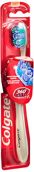 COLGATE T/B 360 OPTIC WHT 42MM