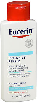 EUCERIN+ LOT INT/REPR    8.4OZ