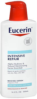 EUCERIN+ LOT INT/REPR   16.9OZ