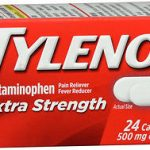 TYLENOL CAPL EXT/STR        24