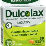 DULCOLAX TAB                50