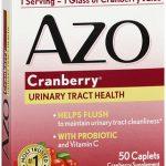 AZO CRANBERRY TAB           50
