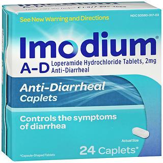 IMODIUM A-D CAPLT 24
