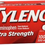 TYLENOL CPLT EXT/STR       100
