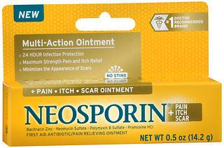 NEOSPORIN PN/ITCH/SCR OINT.5Z