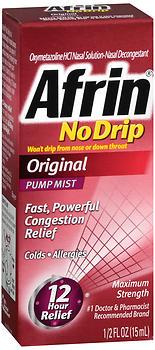 AFRIN NO-DRIP ORIGINIAL 15ML