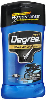 DEGREE FOR MEN IS MS EX 2.7Z